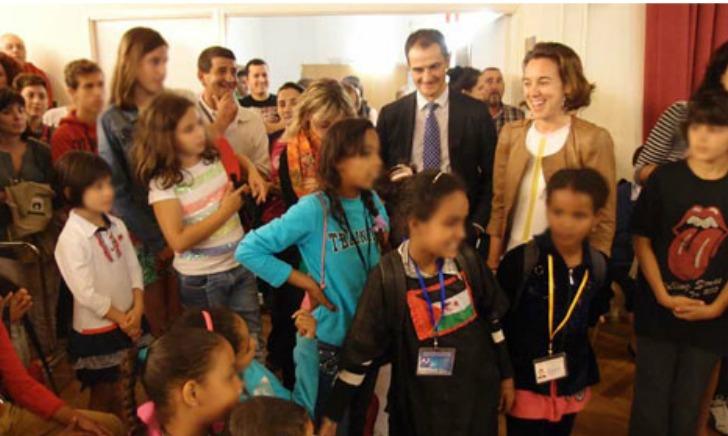 Abiertas solicitudes para la acogida de niños saharauis: 'Vacaciones en paz 2016′