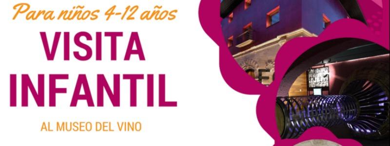 Visita infantil al Centro de la Cultura del Rioja