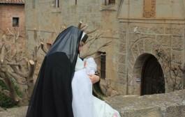 Vuelven las visitas teatralizadas a la Abadía de Cañas