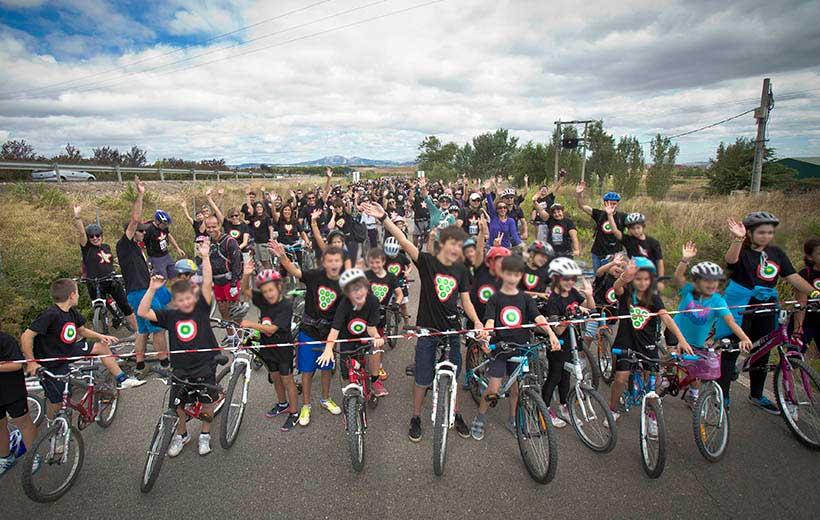 Pedalea en familia: bicipicnic en La Grajera