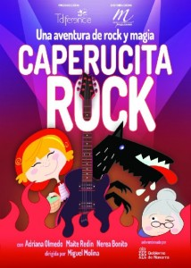 cartel caperucita rock