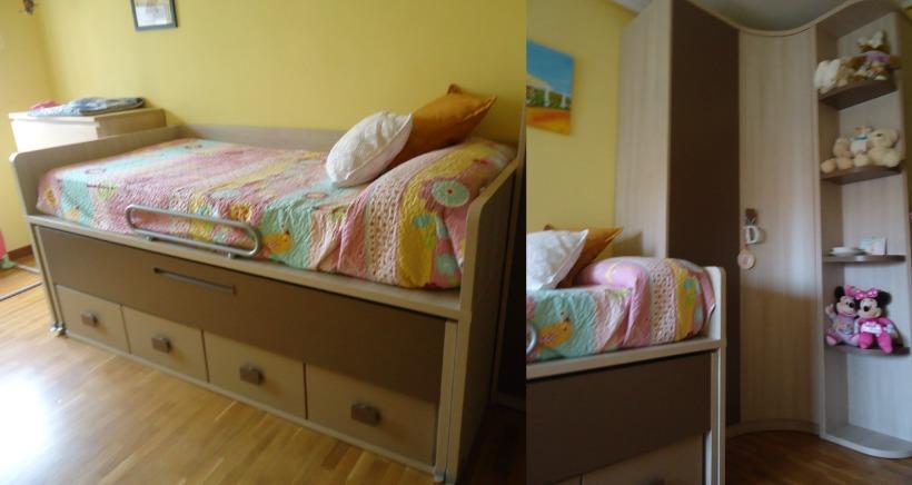 Habitaci n juvenil de segunda mano en logro o - Dormitorio infantil segunda mano ...