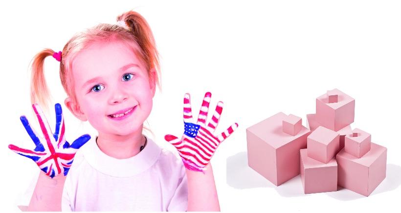Montessori, inglés y refuerzo escolar, en los campamentos de El Secreto de Pitágoras