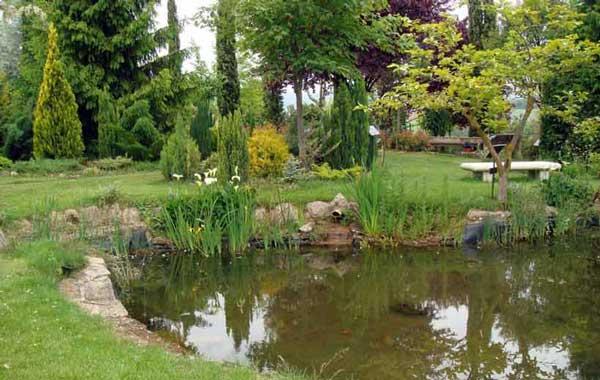 La rioja con ni os en semana santa for El jardin perdido