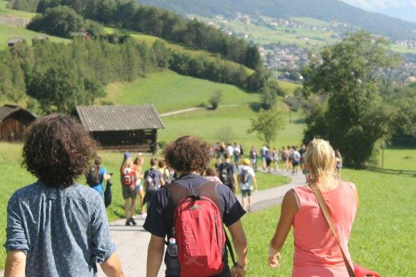 Campamentos inmersion linguistica en Austria