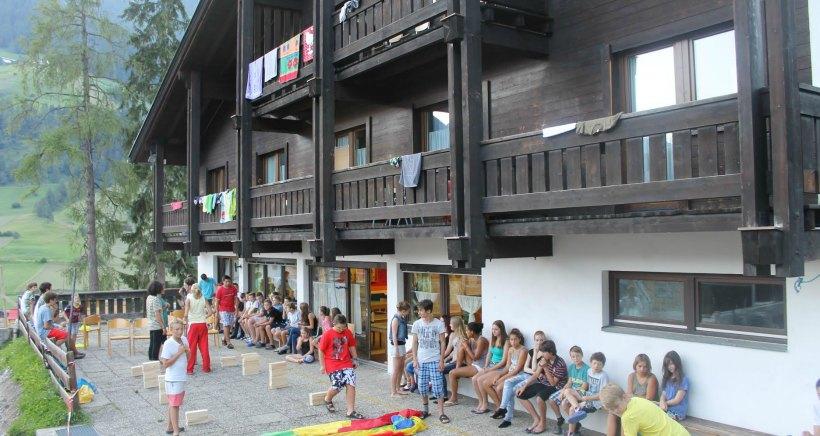 Campamento juvenil de inmersión lingüística en inglés en Austria