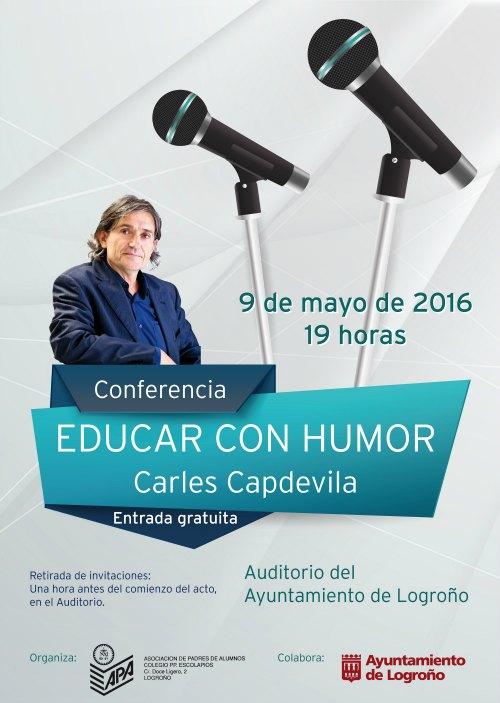 Carles Capdevila en Logrono