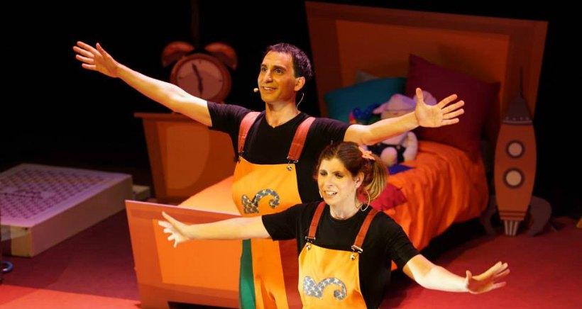 Teatro musical en inglés, en Tudela