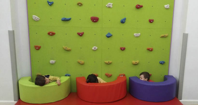 Los sábados por la mañana se disfrutan en Minigym
