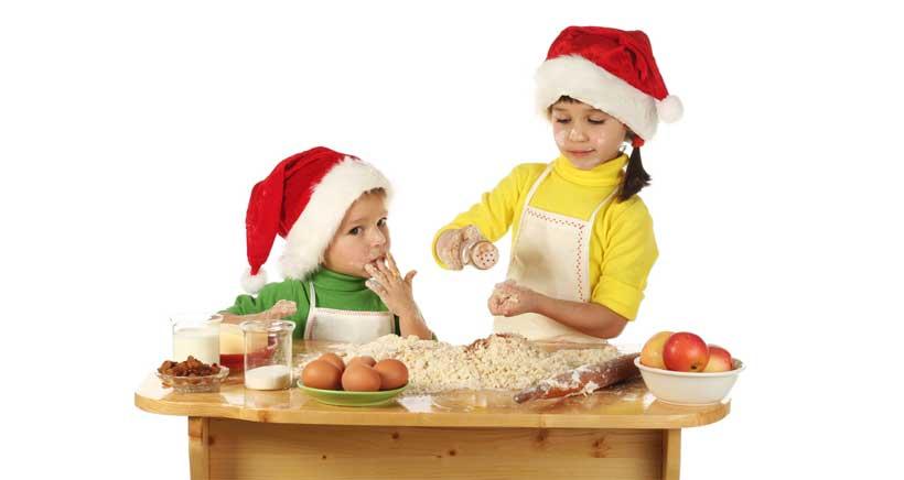 Talleres de cocina para ni os en la plaza de abastos for Cocina navidad con ninos
