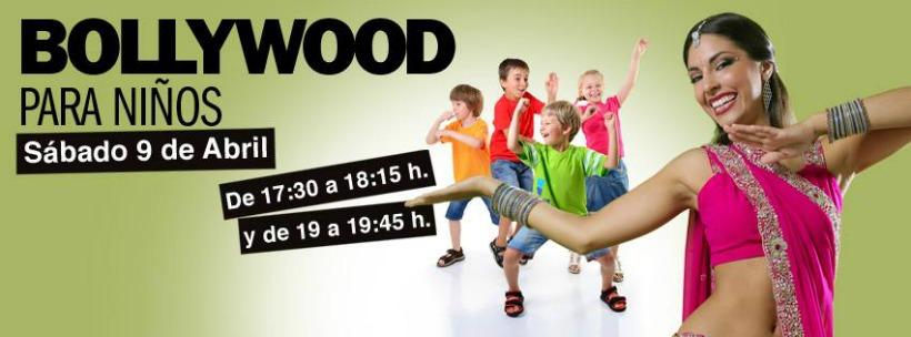 Clases gratuitas de 'Bollywood' para niños, en Parque Rioja