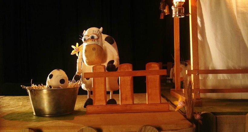 'Teatrea' se despide con una obra de títeres para niños desde 3 años