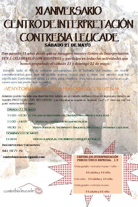 11 aniversario contrebia Leucade