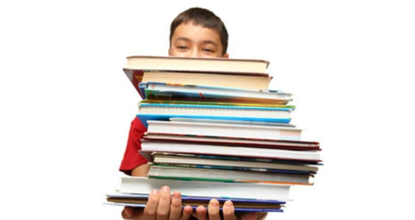 Ayudas de 122.000 euros para la compra de libros de Infantil