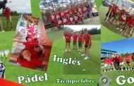 Golf, pádel e inglés en los campamentos de verano del Campo de Golf de Logroño