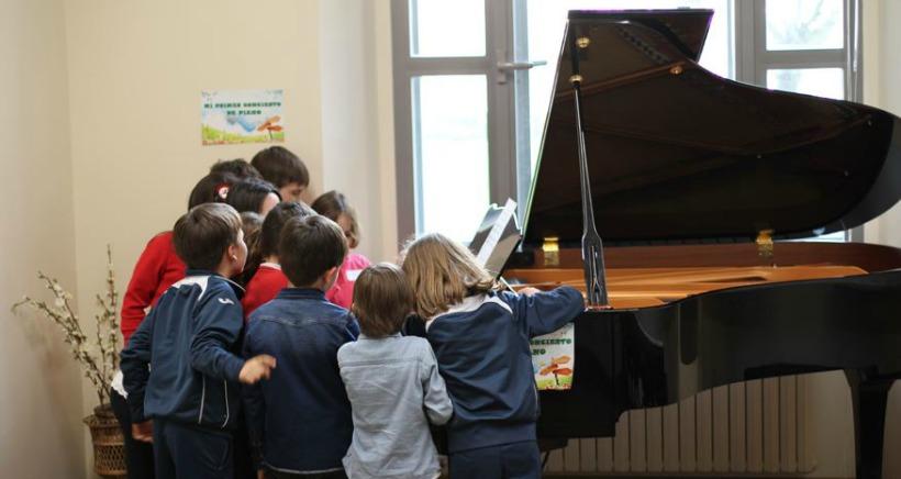 Solicita plaza en el Conservatorio de Música del 10 al 20 de mayo