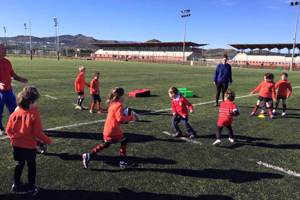 Escuelita de Rugby Club Rioja El Balcon de Mateo 2