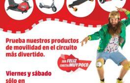 Diviértete con el Fun Circuit de Media Markt Logroño