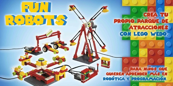 Fun Robots iSchool