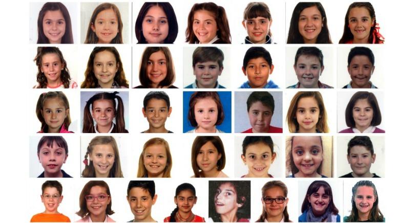 Elegidos los 36 niños representantes de la ciudad en las Fiestas de San Bernabé 2016