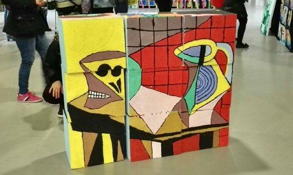 Picasso a traves de los ojos de un nino4