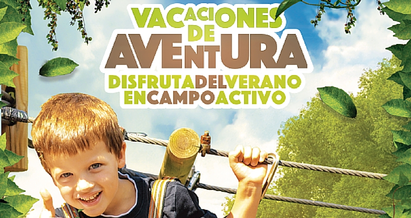 Verano de aventura con Campo Activo