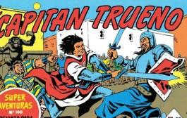 Junio, mes del cómic en la Biblioteca de La Rioja, que se estrena con El Capitán Trueno
