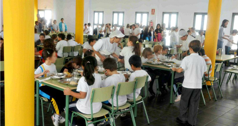 Requisitos para ser monitor de comedor escolar casa dise o for Normas para el comedor escolar