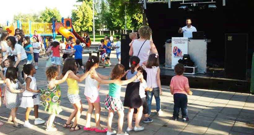 Fiestas en el Barrio 7 Infantes 2016