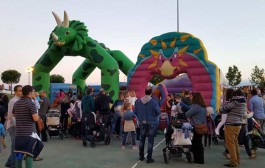 El domingo, fiestas en el barrio de Valdegastea