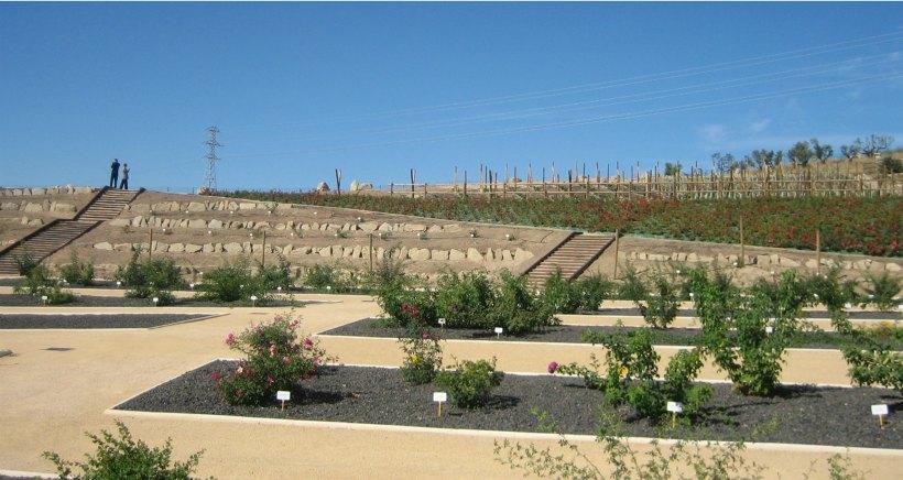 El Parque Municipal de Jardinería ofrece visitas guiadas este sábado
