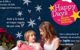 Helen Doron English Logroño te invita a sus talleres para bebés