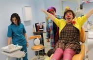Espectáculo de clown para quitar el miedo a ir al dentista
