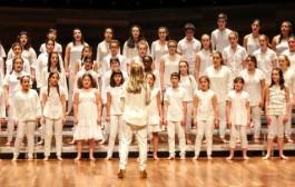 Los niños del Coro Sinfónico de La Rioja actuarán en Nájera (viernes) y Logroño (sábado)