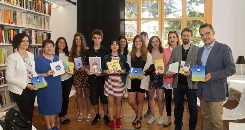 APIR y alumnos de la ESDIR editan un cuento para ayudar niños de 0 a 6 años tutelados por la Comunidad