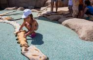 El Barranco Perdido, el parque de los dinosaurios abre sus puertas