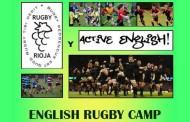 Campamento de rugby e inglés en Haro