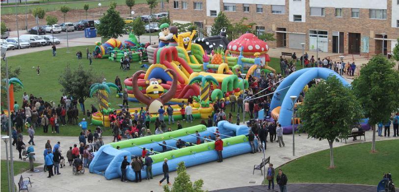 Fiestas en el barrio de La Cava-Fardachón