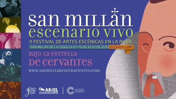 II edicion San Millan escenario vivo