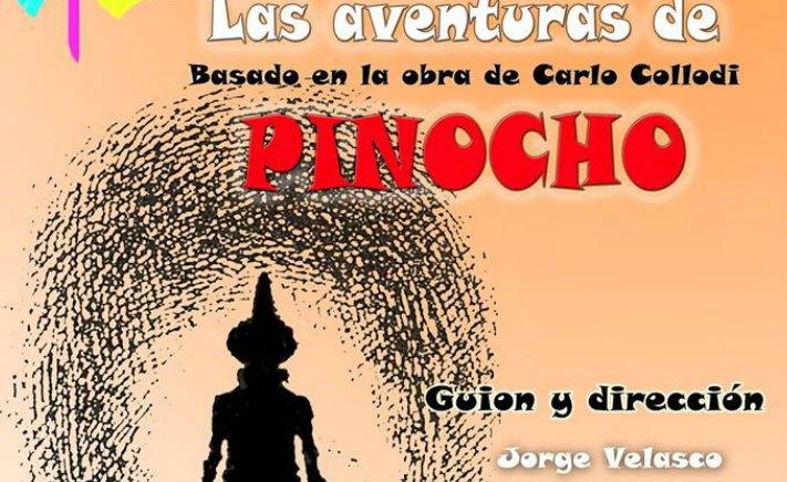 Estreno de 'Las aventuras de Pinocho' espectáculo de marionetas y actores