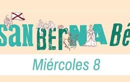 Miércoles, 8 de junio. Programa de Fiestas de San Bernabé 2016