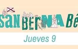 Jueves 9 de junio, Día de La Rioja. Programa de Fiestas de San Bernabé 2016