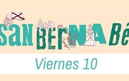 Viernes 10 de junio. Programa de Fiestas de San Bernabé 2016