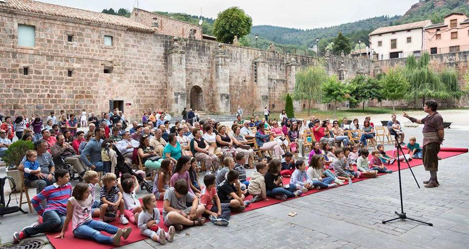 San Millán de la Cogolla volverá a convertirse en el epicentro de las artes escénicas