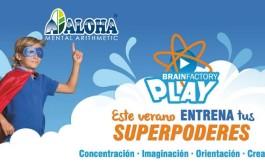 Entrena tus superpoderes con Aloha: imaginación, creatividad,  orientación y concentración