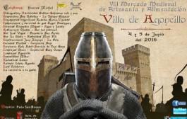 VIII Mercado Medieval Villa de Agoncillo, un viaje al pasado medieval de La Rioja