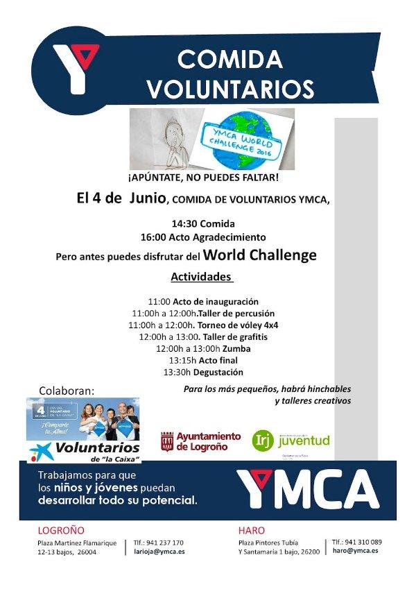 YMCA La Rioja World Challenge 2016