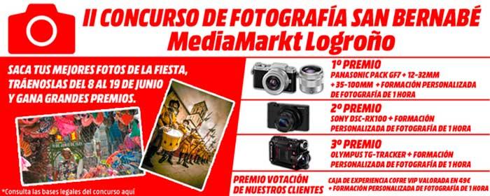 Media Markt convoca su concurso fotográfico sobre San Bernabé