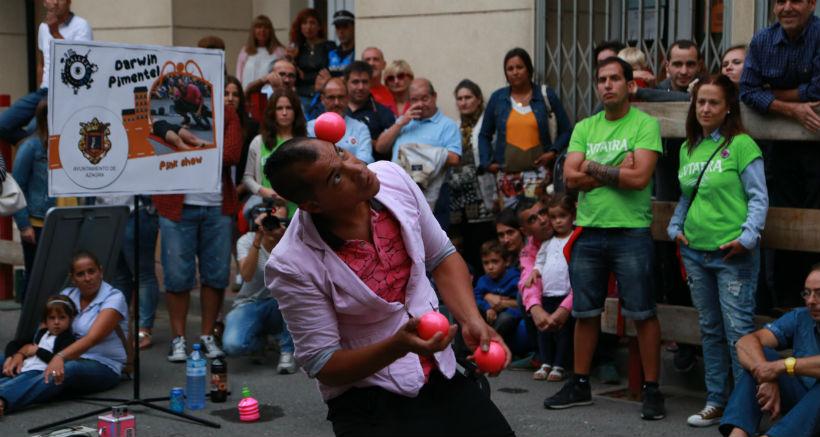 Vuelve CallejeARTE, el festival de arte de calle, en Azagra