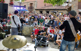 La buena música se vive con la 'family': Cameros Blues Festival
